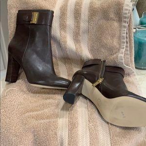 Michael Kors mid length boots